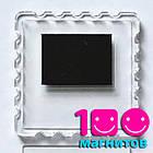 """Акриловые рамки для магнитов """"Марка"""" 65х65 мм, под фото 57х57 мм, фото 4"""