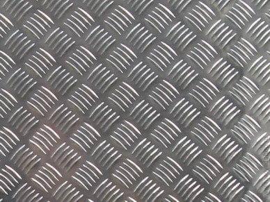 Лист алюминиевый рифленый 2.0 мм 1050 (аналог АД0), фото 2