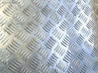Лист алюминиевый рифленый 3 мм 1050 (аналог АД0)