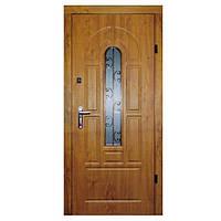 Входные двери комфорт с ковкой
