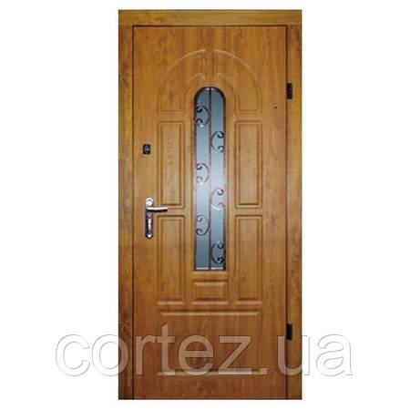 Входные двери комфорт ковка