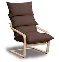 Супер комфорт кресло Коричневый, Бук