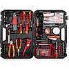 Набор инструментов для электриков YATO, 68 шт.