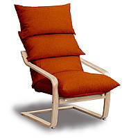 Супер комфорт кресло Оранжевый, Бук