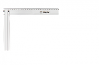 Topex Угольник  алюминиевый 300 x 175  мм