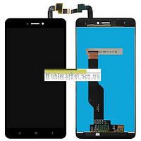 Дисплейний модуль (дисплей + сенсор) для Xiaomi Redmi Note 4/Redmi Note 4x original чорний