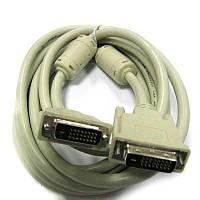 Кабель  Gembird  CC-DVI2-10  (DVI-DVI) 24/24  3.0m