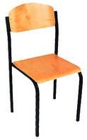 Стул школьный Кадет на гнутой фанере. Мягкая мебель.