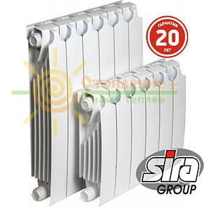 Биметаллический радиатор Sira RS 300х100