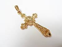 Крест с распятием православный