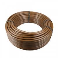 Труба капельная WD  1.6 l/h/1мм (33см) коричневая двухслойная