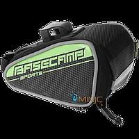 Велосипедная сумка под сиденье велосипеда (сумка подседельная) BaseCamp BC-303