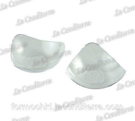 Пластиковая тарелка Martellato PMO10.00 (8,5х8,5 см, 30 мл)