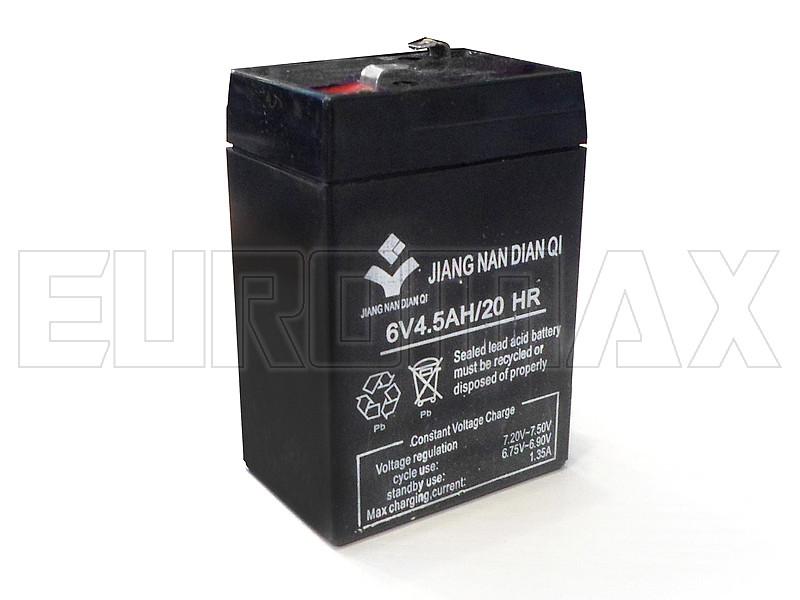 Аккумуляторная батарея для весов 6V5AH