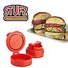 Ручной пресс для приготовления котлет, гамбургеров Stufz Sliders!Акция