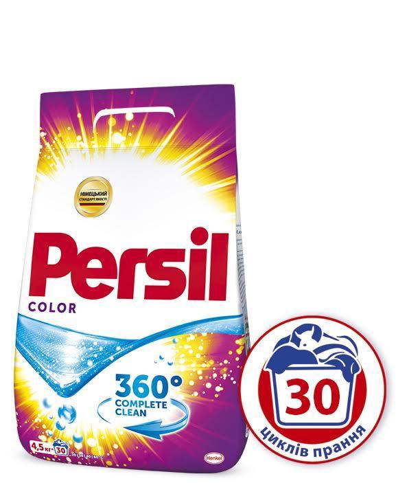 Стиральный порошок Persil Expert Автомат Color 4.5 кг