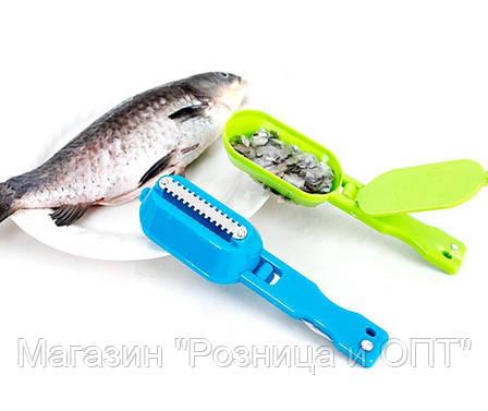 Скребок для Рыбы Killing Fish Sharpener!Акция, фото 2