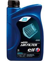 Elf Moto air filter oil - масло для воздушных фильтров  - 1 литр