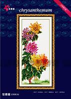 """Набор для вышивания """"Хризантема"""" DOME 100816"""