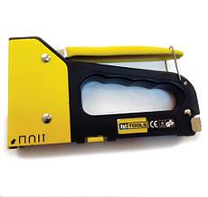 Сшиватель PREMIUM line для скоб тип A/53 L E/300 500 4 в 1 HTtools