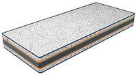 Двуспальный матрас Иридиум 160х190 Come-For h21 Extra / Экстра усиленный 2 в 1 мемори / латекс независимые пружины 160кг