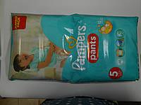 Pampers pants (детские подгузники - трусики 12-18 кг. 48 шт.)