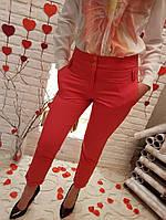 Брюки женские укороченные Цветные