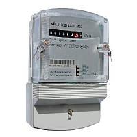 Однофазный электросчетчик НИК 2102-02 М1В (без голограммы)