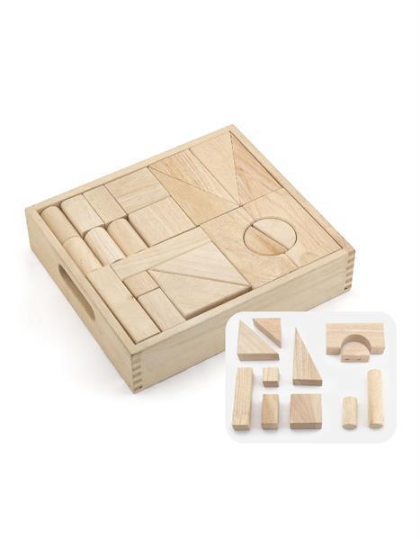 Набор строительных блоков Viga Toys 48 шт. 59166