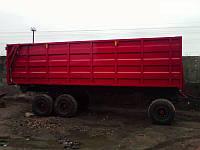 Полуприцеп самосвальный тракторный  3ПТС-12