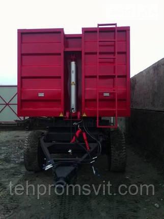 Полуприцеп самосвальный тракторный  3ПТС-12, фото 2