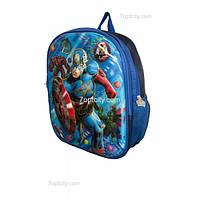 Рюкзак школьный ( спиннер в подарок) для мальчика Капитан Америка G1608-1212a
