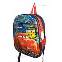 Рюкзак школьный ( спиннер в подарок) для мальчика Тачки G1608-1226b