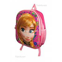Рюкзак школьный ( спиннер в подарок) для девочки Холодное Сердце G1608-1212d