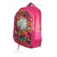 Рюкзак школьный ( спиннер в подарок) для девочки Hello Kitty G1608-1512b