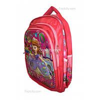 Рюкзак школьный ( спиннер в подарок) для девочки Cофия G1608-1636c