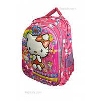 Рюкзак школьный ( спиннер в подарок) для девочки Hello Kitty G1608-1637a