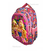Рюкзак школьный ( спиннер в подарок) для девочки Барби G1608-1637b