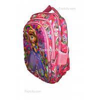 Рюкзак школьный ( спиннер в подарок) для девочки София G1608-1637c