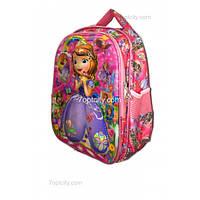 Рюкзак школьный ( спиннер в подарок) для девочки София G1608-1627e