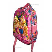Рюкзак школьный ( спиннер в подарок) для девочки Барби G1608-1627f