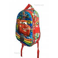 Рюкзак школьный ( спиннер в подарок) для мальчика Тачки G1608-1627b