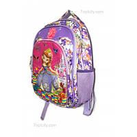 Рюкзак школьный ( спиннер в подарок) для девочки София G1608-1510e