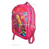 Рюкзак школьный ( спиннер в подарок) для девочки Барби G1608-1510b