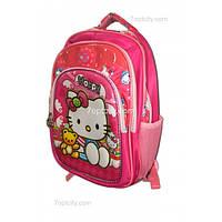 Рюкзак школьный ( спиннер в подарок) для девочки Hello Kitty G1608-1510f