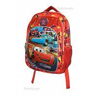 Рюкзак школьный ( спиннер в подарок) для мальчика Тачки G1608-1510i