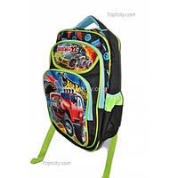 Рюкзак школьный ( спиннер в подарок) для мальчика Monster G1608-0088d