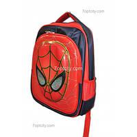 Рюкзак школьный ( спиннер в подарок) для мальчика Человек - Паук G1608-1512e