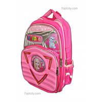 Рюкзак школьный ( спиннер в подарок) для девочки Барби G1608-0614b
