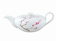 "Низкий чайник ""Цветущая сакура"""